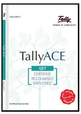 GST Using Tally ERP9